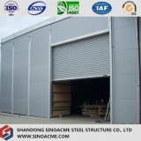 Costruzione ad intelaiatura d'acciaio chiara per il magazzino da Sinoacme