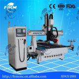 4 Mittellinien-ATC-Holzbearbeitung-Maschine CNC-Fräser-Maschine