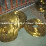 Alambre de cobre amarillo sólido descubierto de la alta calidad