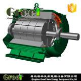 220VAC generador de imanes permanentes con bajas RPM uso en el hogar