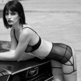 Женское бельё шнурка 2017 прозрачное повелительниц