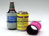 シルクスクリーンの印刷によってカスタマイズされるネオプレンはクーラー、できるホールダー、ビールクーラーできる