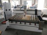 4X8 machine de commande numérique par ordinateur de granit d'axe des pieds 5.5kw