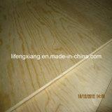 Alto grado de pino Madera contrachapada para Embalaje y Construcción