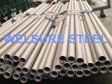 """3 """" tubo de acero inoxidable a dos caras de S31803 Sch40s"""