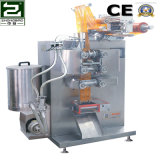 Machine van de Verpakking van de Verzegelende Vloeistof van de Controle van de servoMotor de vier-Zij