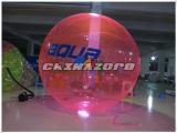 بديعة تصميم ماء قابل للنفخ يمشي كرة يطبع مع عادة علامة تجاريّة