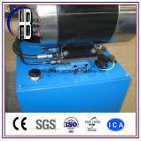 Machine sertissante de boyau hydraulique de la CE de pouvoir de finlandais