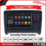 Android навигация GPS для iPod Bluetooth TV Audi Tt GPS с соединением Hualingan WiFi