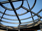 Round Roof Steel Structure Supermarket