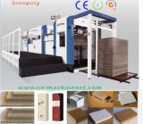 Máquina de corte de papelão informatizada