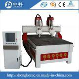 China-Hersteller hölzerne CNC-Fräser-Maschine