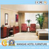 Может быть подгонянная стандартная мебель спальни гостиницы