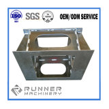 OEM ODMの構造金属製造CNCの機械化の溶接の部品