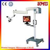 Zahnmedizinisches Laborinstrument-Digital-Mikroskop mit LCD-Bildschirm