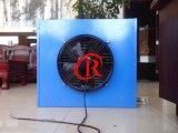 El extractor de la calefacción se utiliza en el invierno para el invernadero