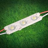 luz del módulo de la luz IP67 1.5W del módulo de 12V LED para el rectángulo ligero con el mejor precio