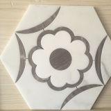 El mejor precio por chorro de agua Flor del mosaico para la decoración de interiores