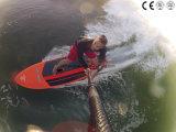 """Geavanceerd pvc Jigging Fish 250g Surfbaord voor Sale (swoosh10'6 """")"""