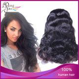 Grampo natural humano da onda do preço de grosso na extensão do cabelo