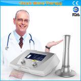 Het Systeem van de Drukgolf van de Behandeling van de Hulp van de Pijn van het Gebruik van de Fysiotherapie van Professonal