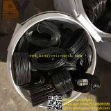 Fio de ferro galvanizado de fio recozido preto