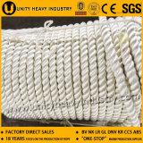 8つの繊維ロープ/PP/ナイロン/Ployester