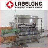Machine de remplissage de bouteilles linéaire automatique de détergent de blanchisserie