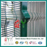 Qym-High Security와 Practical PVC Coated Wire Mesh Fence