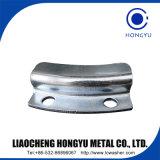 Kundenspezifisches Blech-Aluminium, das Teile mit Herstellungs-Service stempelt