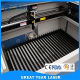 Máquina de estaca do laser do CO2 da alta qualidade