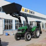 90HP de Tractor van het landbouwbedrijf voor Verkoop Filippijnen