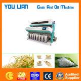 Almofada que processa o moinho de arroz da maquinaria