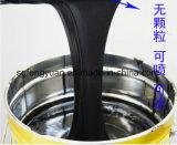 용매 자유로운 비 치료된 액체 고무에 의하여 변경되는 가연 광물 방수 코팅