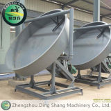 Linea di produzione di granulazione del disco del fertilizzante organico