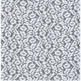 Cordón hermoso del Spandex del telar jacquar para la ropa interior