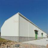 Niedrige Kosten-Stahlkonstruktion-Pole-Stall-Installationssätze von China