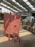 Плавильная электропечь индукции для металлолома