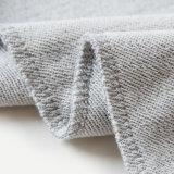 공급자 테리 스웨트 셔츠 남자를 인쇄하는 긴 소매 65% 폴리에스테 35% 면 스크린