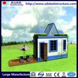 Matériau Conteneur-Mobile chaud de construction immobilière de bureau de vente