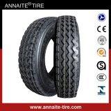 Pneumático radial 385/65r22.5 do reboque do pneumático do caminhão do tipo famoso do chinês