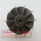 Eje de la rueda de turbina Gt15