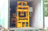 Bloc manuel de cavité de la machine à paver C25 faisant des machines