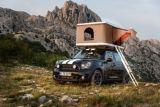 Tenda dura di campeggio della parte superiore del tetto dell'automobile delle coperture della vetroresina della tenda di campeggio di SUV da vendere