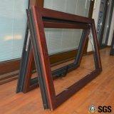 [هيغقوليتي] ألومنيوم خشبيّة قطاع جانبيّ ظلة نافذة, [ألومينيوم ويندوو], [ألومينوم ويندوو], نافذة [كز302]