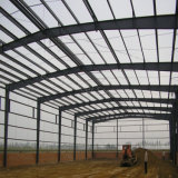 Light Frame Prefab Steel Metal Workshop Bâtiments avec design moderne