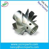 Peças de alumínio anodizadas peças de trituração do CNC, peças fazendo à máquina do costume