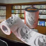Fournisseur de vente en gros de papier de soie de soie de toilette