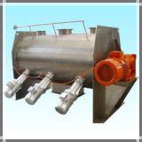 Solo tipo mezclador del eje del arado para el polvo seco del mortero
