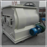 Horizontales Paddle Type Twin Shaft Mixer Machine für Plaster Powder